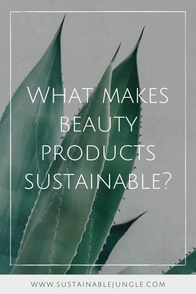 We think it's important to understand what makes a brand or product truly sustainable and ethical. But what defines sustainable and ethical beauty?  Photo by Derick McKinney on Unsplash #sustainablebeauty #ethicalbeauty