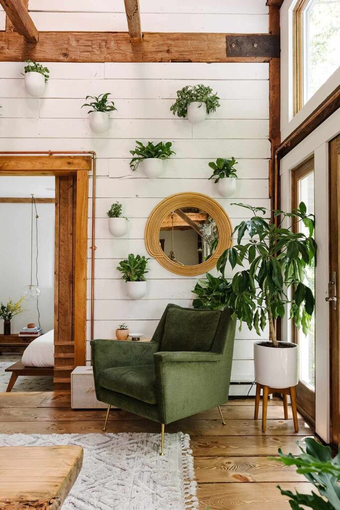 It's far better for everyone if we kit out our eco-cribs with ethical and sustainable furniture. That's why we've compiled this list Image by West Elm #sustainablefurniture #ethicalfurniture #sustainablejungle