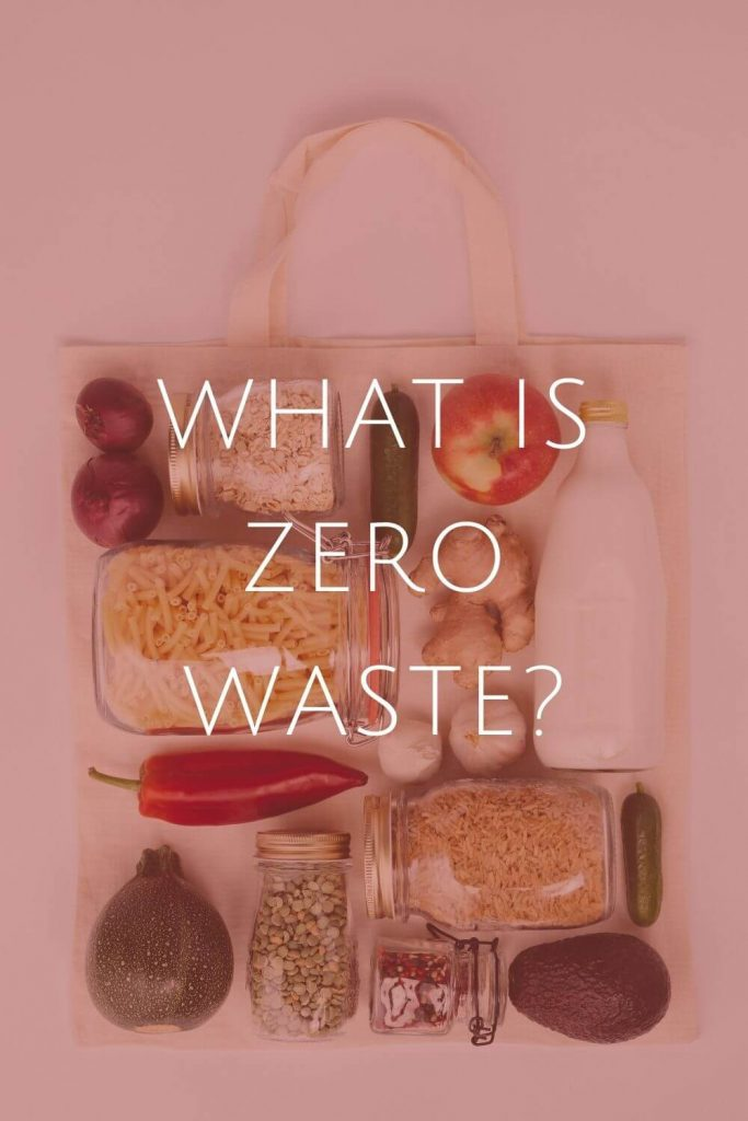 What is Zero Waste at Sustainable Jungle #zerowaste #sustainablejungle