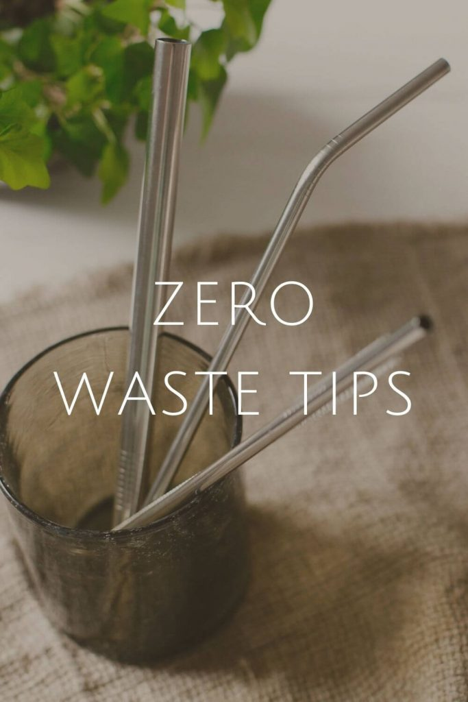 Zero Waste Tips at Sustainable Jungle #zerowaste #sustainablejungle
