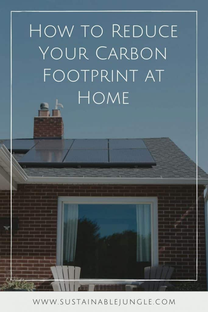 """By """"your"""" carbon footprint, we mean """"our"""" carbon footprint, because it's something we can all work on. In fact,we collectively need to... Photo by Vivint Solar on Unsplash #carbonemissions #sustainablejungle"""
