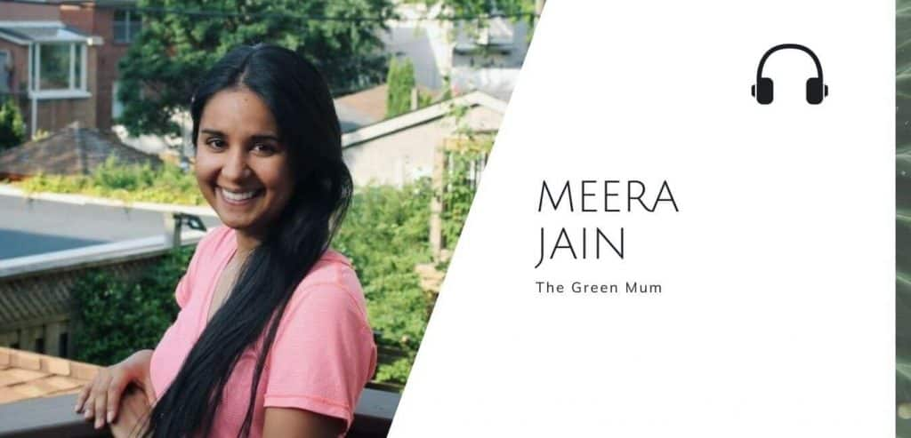 Green holidays with Meera Jain, The Green Mum on the Sustainable Jungle Podcast  #greenholidays #sustainablejungle