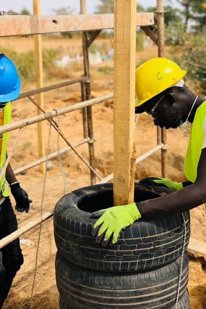 For this list, we've gone back through the inspiring annals of The Sustainable Jungle Podcast and rounded up some of our favorite guests… who also happen to be the change-makers behind these growing social impact companies... Image by Eco Builders Made In Senegal #socialimpactcompanies #sustainablejungle
