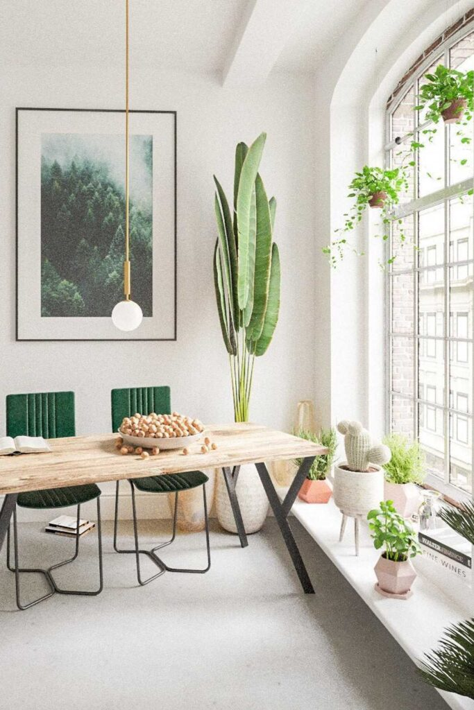 Sustainable home decor that's both aesthetically and ethically pleasing is possible! Conscious brands exist and they're making ethically-styled living easier for us all.  Image by Umbuzo Rustic via Etsy Reclaimed #sustainablehomedecor #ethicalhomedecor #ecofriendlyhomedecor #sustainablejungle