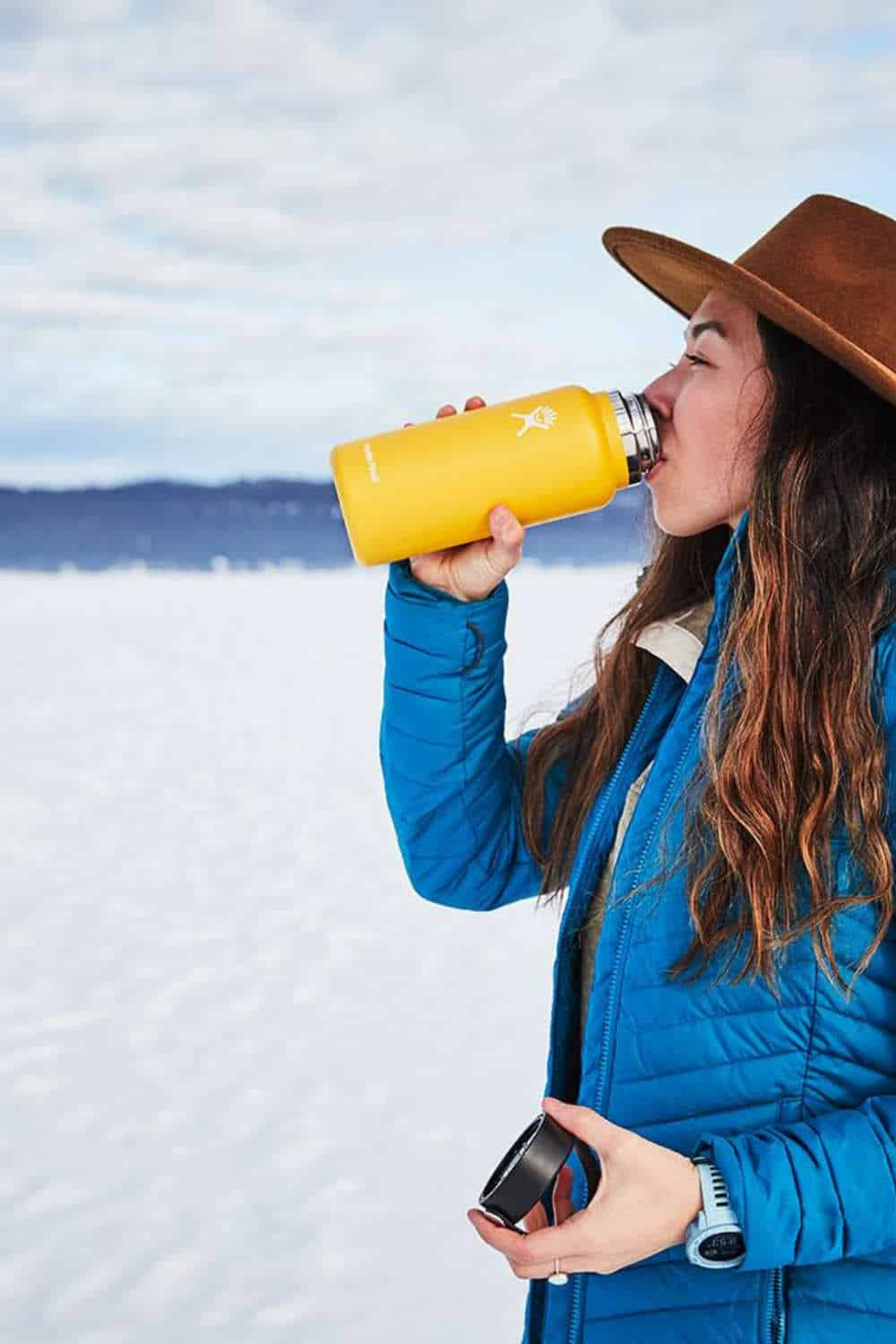 Using eco friendly water bottles is one of the most impactful zero waste swaps. So, before you get too thirsty, let's check out some of the best on offer... Image by Hydro Flask #ecofriendlywaterbottles #sustainablejungle