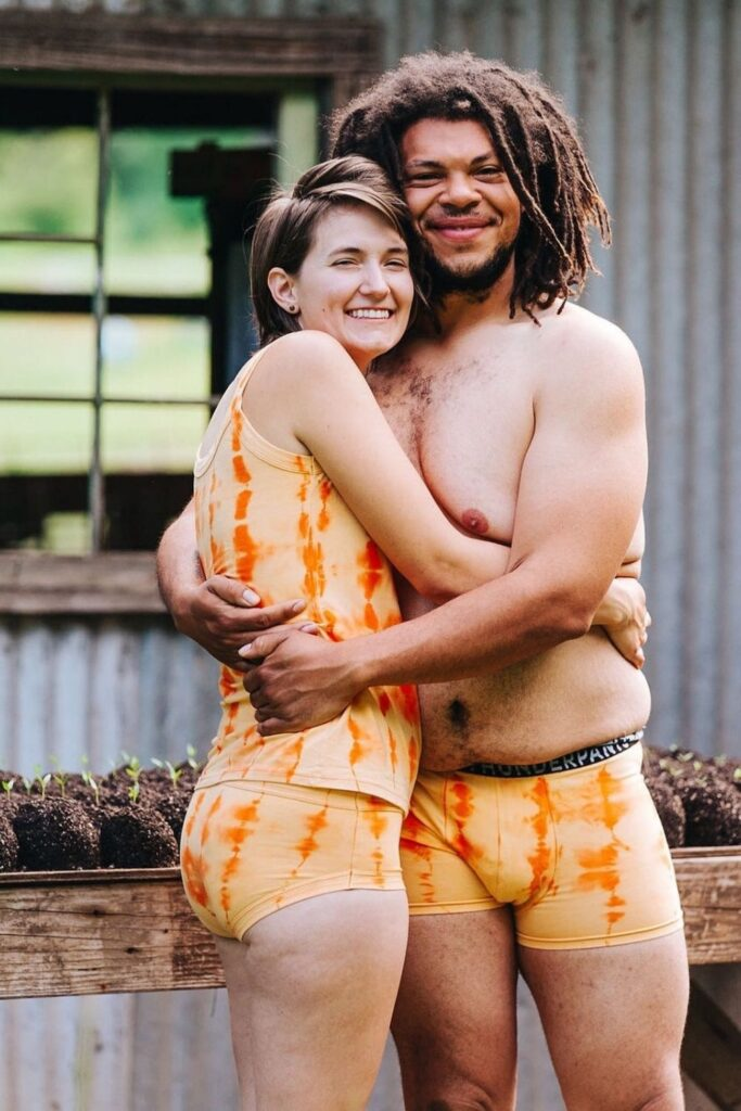 Don't get your panties in a bunch—here's a brief (pun intended) list of the best organic underwear brands for you. Image by Thunderpants #organicunderwear #organicunderwearbrands #sustainablejungle