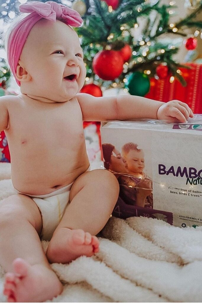 Diapers are doing us dirty, so for those conscious parents, this issue shouldn't be at the bottom (pun definitely intended) of our priority list. Eco friendly diapers are the sustainable alternative we should all be using on our baby's behind. Image by Bambo Nature #ecofriendlydiapers #sustainablediapers #ecofriendlydisposablediapers #bestecofriendlydiapers #sustainablejungle