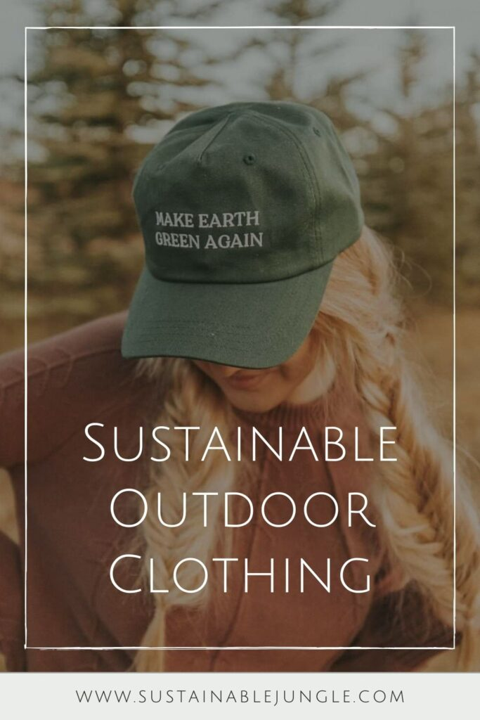 When we're rolling out camp clothes for our next big adventure, we prefer sustainable outdoor clothing made of natural and eco friendly materials. Image by tentree #sustainableoutdoorclothing #sustainableoutdoorclothingbrands #sustainableoutdoorclothingcompanies #ethicaloutdoorclothing #ecofriendlyoutdoorclothing #sustainablejungle