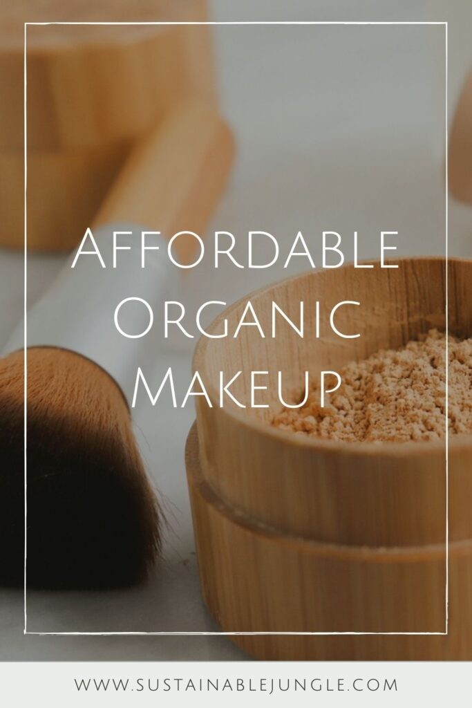 Investing in healthy cosmetics is well worth the extra expense, in our opinion. However, we also believe clean beauty should not be out of reach, which is why we're on the hunt for the most affordable organic makeup. Image by Elate Beauty #affordableorganicmakeup #affordableorganicmakeupbrands #mostaffordableorganicmakeup #bestaffordableorganicmakeup #affordablenaturalmakeup #affordablenaturalmakeupbrands #bestaffordablenaturalmakeup #sustainablejungle