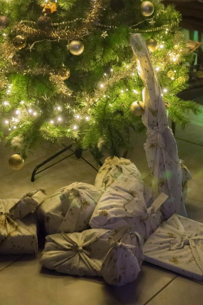 While there are endless possibilities for the creative mind, here are eight zero waste wrapping ideas to surprise your loved one with just a little bit of extra care Image by AuroreLEBECQ from Pixabay #zerowastewrapping #sustainablejungle