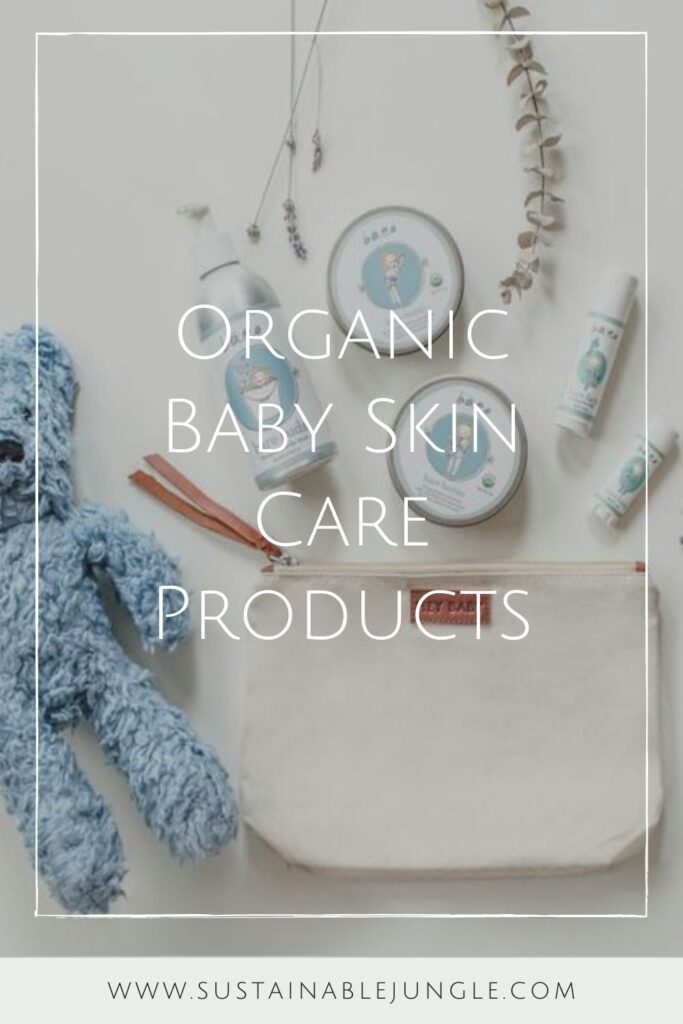 We can drop the whole nature vs. nurture debate and combine the two with natural and organic baby skin care products. Image by Bāeo #organicbabyskincareproducts #bestorganicbabyskincareproducts #toporganicbabyskincareproducts #naturalorganicbabyskincareproducts #naturalbabyskincareproducts #sustainablejungle