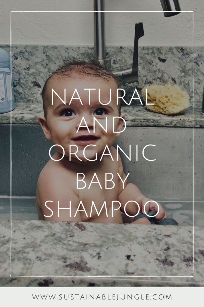 Even rubber duckies would avoid conventional shampoo. Organic baby shampoo is the safest baby shampoo money can buy (and you can even pronounce the ingredients listed!). Image by Dr Bronner's #organicbabyshampoo #bestorganicbabyshampoo #organicbabyshampooandconditioner #tearfreeorganicbabyshampoo #naturalbabyshampoo #bestnaturalbabyshampoo #naturalbabyshampooandconditioner #sustainablejungle