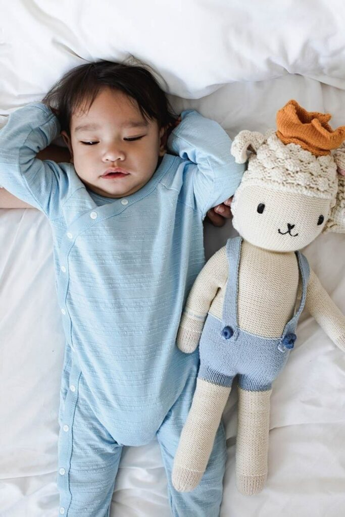 Snuggle in, because we're about to tell you a bedtime story about some magical organic cotton pajamas. Once upon a time, there was a brand called... Image by Burt's Bees Baby #organiccottonpajamas #mensorganiccottonpajamas #womensorganiccottonpajamas #babyorganiccottonpajamas #girlsorganiccottonpajamas #organiccottonpajamasboys #sustainablejungle
