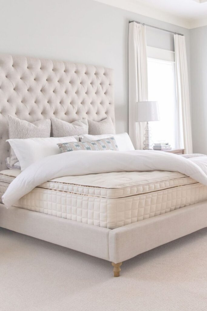 If you want to earn a gold star in reducing your carbon footprint, take the time to learn about mattress recycling and how to do it properly. Image by Naturepedic #mattressrecycling #mattressrecyclingnearme #freemattressrecycling #mattressrecyclingnyc #mattressrecyclingla #mattressrecyclingsandiego #mattressrecyclingcalifornia #sustainablejungle