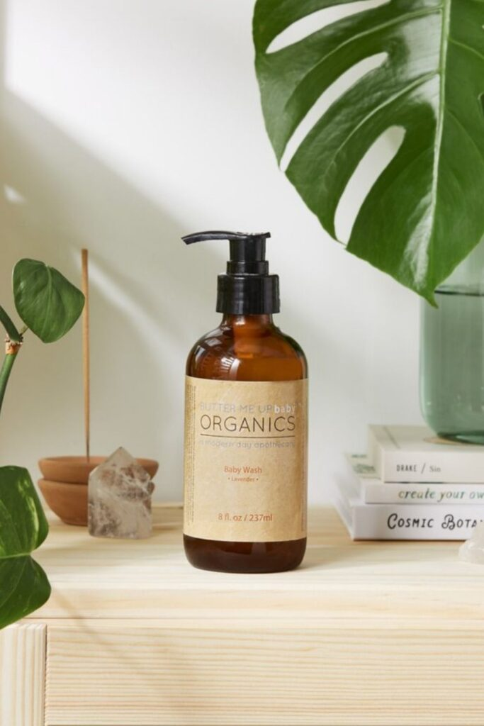 We can drop the whole nature vs. nurture debate and combine the two with natural and organic baby skin care products. Image by Butter Me Up Organics #organicbabyskincareproducts #bestorganicbabyskincareproducts #toporganicbabyskincareproducts #naturalorganicbabyskincareproducts #naturalbabyskincareproducts #sustainablejungle