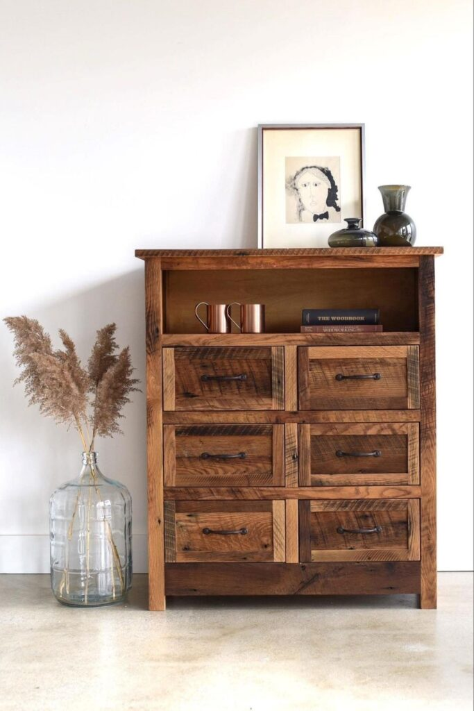 If more people choose American made furniture, it would support both the local economy (by creating meaningful jobs) and also the planet. Image by What WE Make #americanmadefurniture #americanmadefurniturebrands #bestamericanmadefurniture #americanmadefurnitureonline #sustainablejungle