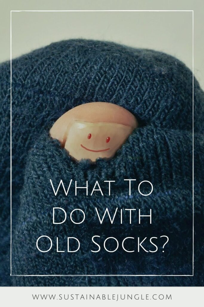 What to do with old socks should be as breezy as the holes in the heels… right? Image by congerdesign from Pixabay #whattodowitholdsocks #whattodowitholdmismatchedsocks #whattodowitholdwoolsocks #whattodowitholdsockswithholes #sustainablejungle