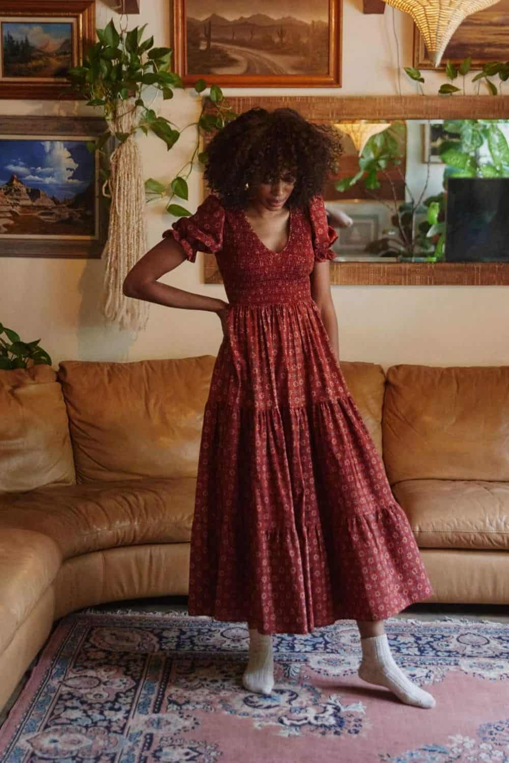 Fortunately, there are some good kids in the zero waste fashion world: Brands that are changing how we view fashion and using circular practices to keep valuable materials in use much, much longer Image by Christy Dawn #zerowastefashion #sustainablejungle