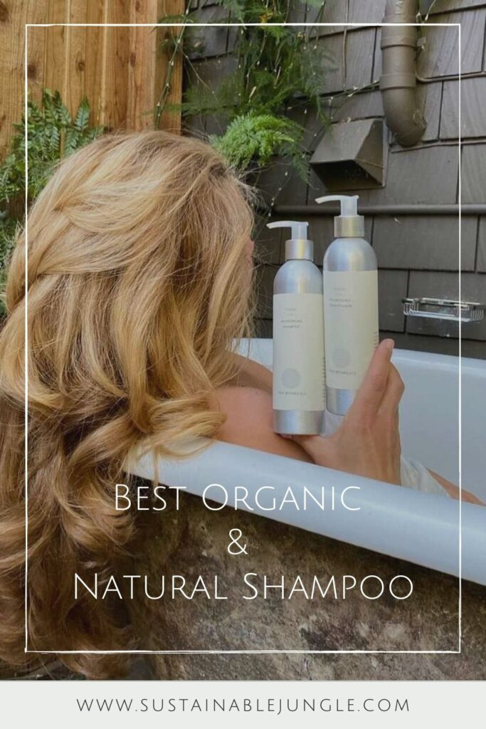 Petrochemicals and water go together like… well… oil and water! Our self-care routines deserve better. So here's our list of the best natural shampoo from organic brands... Image by True Botanicals #bestnaturalshampoo #bestnaturalorganicshampoo #bestnaturalshampooandconditioner #bestorganicshampoo #bestorganicshampooandconditioner #naturalorganicshampoo #sustainablejungle