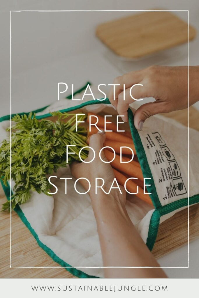 40% of food ends up rotting in the landfill. To avoid adding to that stat, here are our best plastic free food storage containers to suit your food preserving needs. Image by Zero Waste Outlet #plasticfreefoodstorage #plasticfreefoodstoragecontainers #bestplasticfreefoodstorage #plasticfreeglassfoodstorage #nonplasticfoodstorage #bestnonplasticfoodstorage #nonplasticfoodstoragecontainers