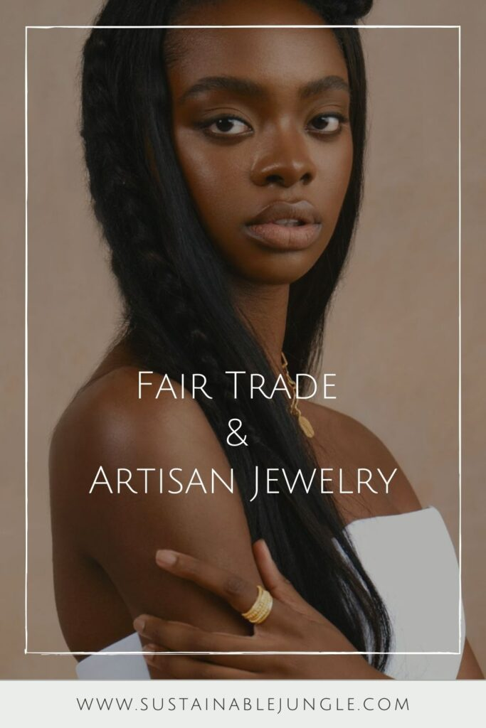 Fair trade and artisan jewelry is everything that mass produced jewelry isn't. Traditional techniques, local materials, and unique designs that tell a story... Image by Omi Woods #artisanjewelry #artisanjewelrydesigners #artisanjewelryonline #artisanjewelrywebsites #fairtradejewelry #fairtradejewelrybrands #fairtradejewelryonline #fairtradejewelrycompanies #sustainablejungle