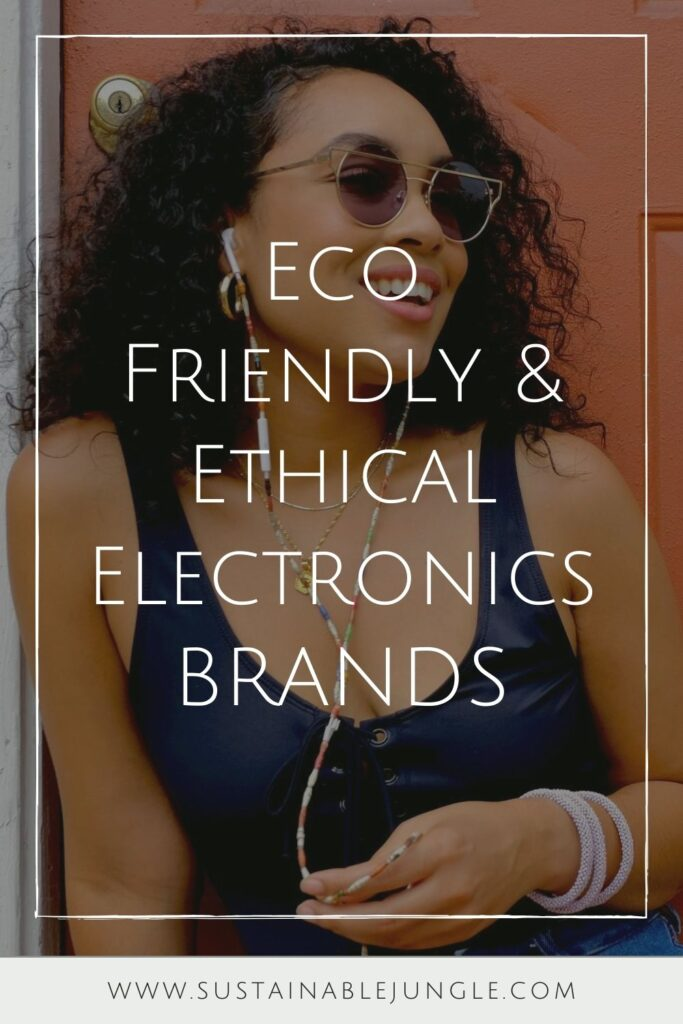 Unlike fashion, finding solutions to the environmental and ethical issues in the technology industry hasn't been as, well, fashionable. So, what can we do as a consumer looking for ethical electronics? Image by Sawa #ethicalelectronics #ecofriendlyelectronics #sustainablejungle