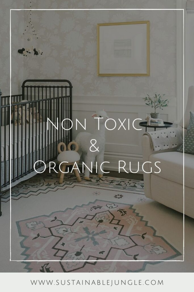 What's the common denominator of playing tag or twister around the coffee table? The trusty rug! But most conventional rugs leech chemicals so choosing non toxic and organic rugs is... Image by Loomy #organicrugs #organiccottonrugs #organicwoolrugs #organicarearugs #organicnurseryrugs #nontoxicrugs #nontoxicarearugs #nontoxicnurseryrugs
