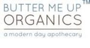 Butter Me Up Organics logo
